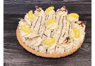 Bananen bavarois