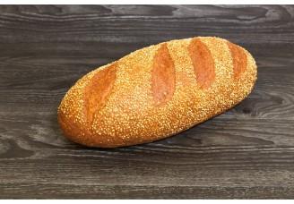 Sesamvloer brood